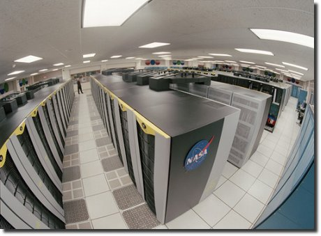 Supercomputador Nasa