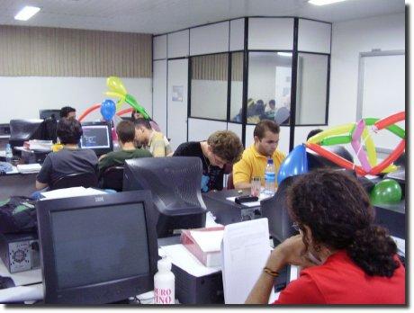 Maratona Brasileira de Programação
