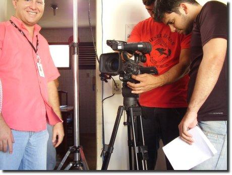Equipe da Tv Opovo