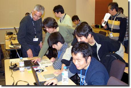 opensolaris installfest tokyo flickr