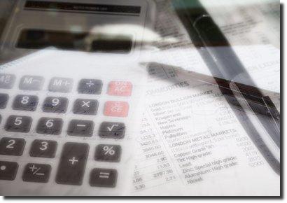 Papeis, canetas e calculadora