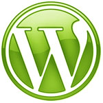 Logomarca do WordPress