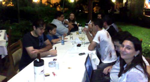 Foto do nosso barcamp de janeiro