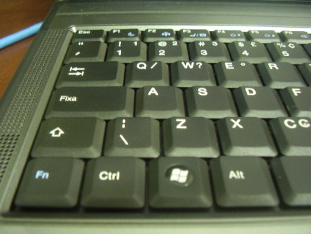 Teclado do Notebook