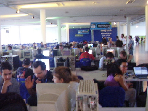 Campus Party Brasil 2008