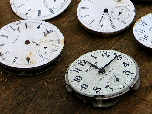 cc broken pocket watches