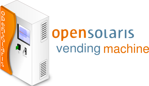 OpenSolaris Vending Machine