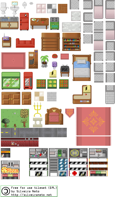 free tileset version 6