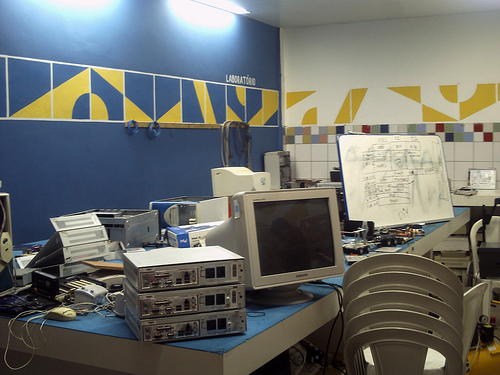 meta bagunca preparativos flisol 2009 fortaleza casa brasil