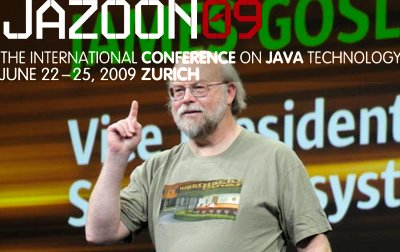 james gosling at Jazoon