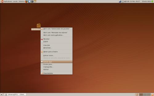 javafx linux ubuntu extract