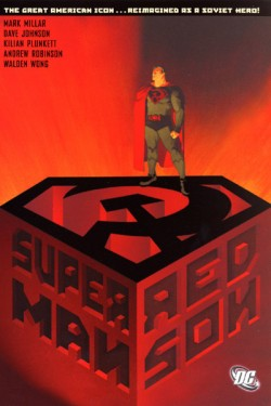 Cover of the comic book Superman Red Son